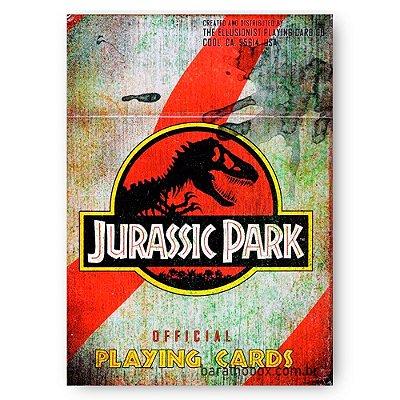 Baralho Jurassic Park