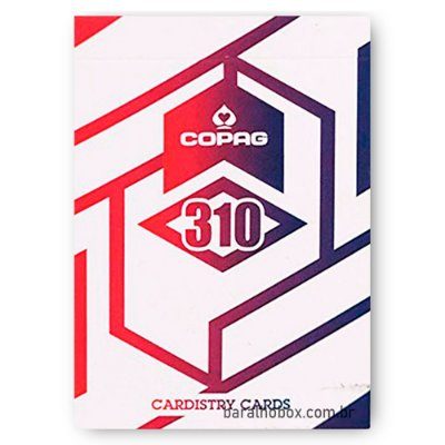 Baralho Copag 310 Alpha Cardistry