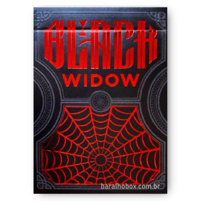 Baralho Black Widow