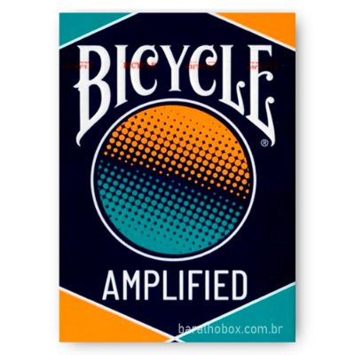 Baralho Bicycle Amplified
