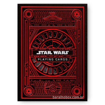 Baralho Star Wars Dark Side