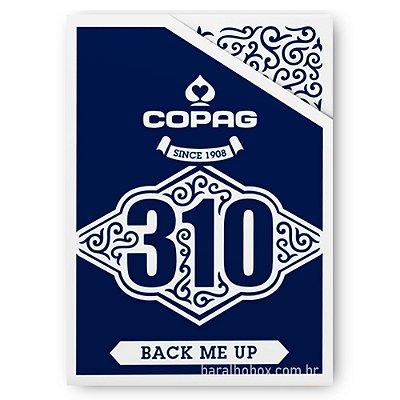 Baralho Copag 310 Back Me Up