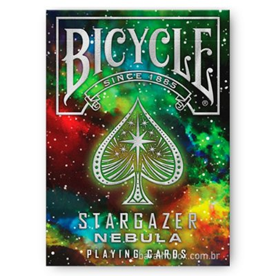 Baralho Bicycle Stargazer Nebula