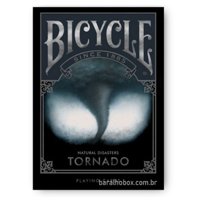 Baralho Bicycle Natural Disasters Tornado