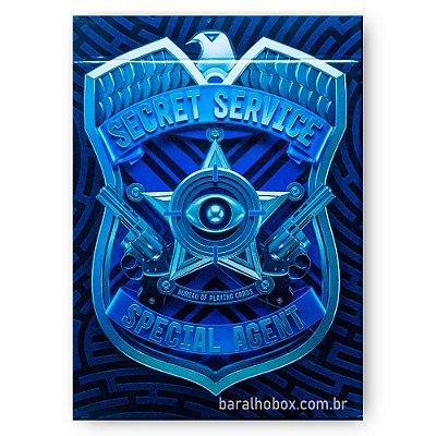 Baralho Secret Service