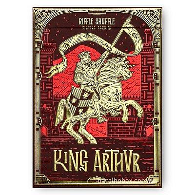 Baralho King Arthur Carmine Cavalier