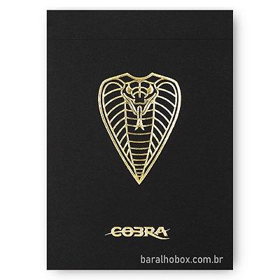 Baralho Cobra Preto