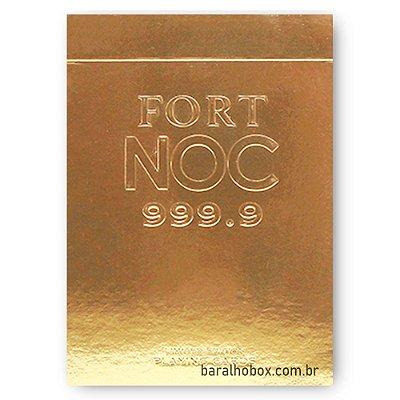 Baralho Fort NOC Gold