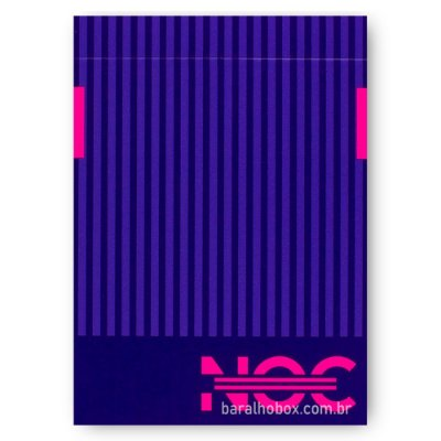 Baralho NOC 3000X2 Purple