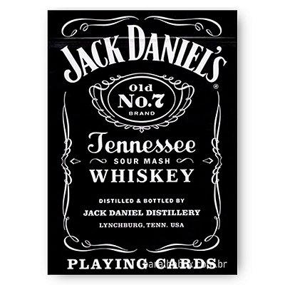 Baralho Jack Daniels Black Whiskey