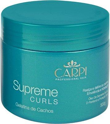 Supreme curls - Gelatina para Cachos - 500g