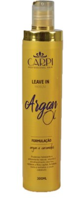 Leave In - Argan Oil - 300ml
