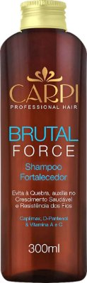 Shampoo Fortalecedor - Brutal Force - 300ml
