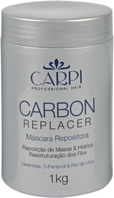 MÁSCARA REPOSITORA - CARBON REPLACER - 1KG