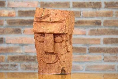 Totem Cabeça Homem 2