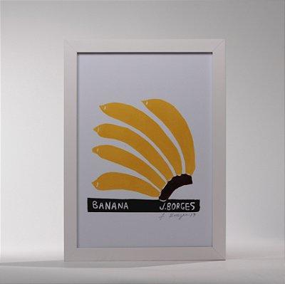 "Quadro ""banana"""