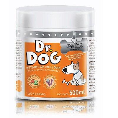 Máscara de hidratação profunda Dr. Dog 500ml - CAIXA 12x500ml