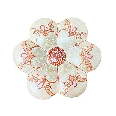 Flor de Parede 19 Cm - Vale do Jequitinhonha - MG