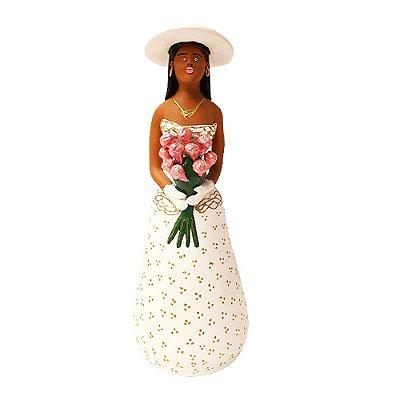 Boneca Noiva - Ednaldo - PE