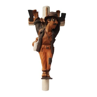Lavrador Crucificado - Ulisses Mendes - MG