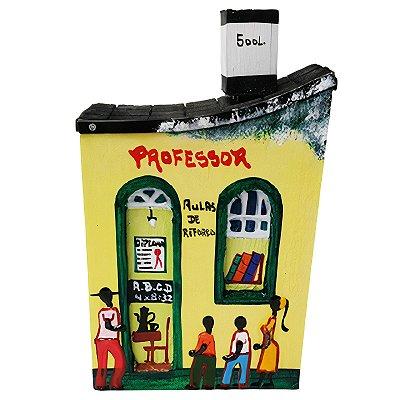 "Casinha de Parede ""Professor"" - Juliano - SP"