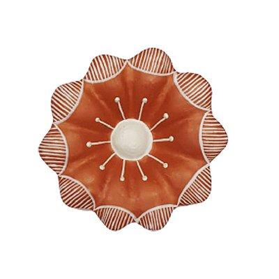 Flor de Parede Vermelha MARIA NAZARÉ - 8 Cm
