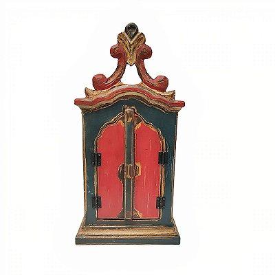 Oratório Vazado - MG