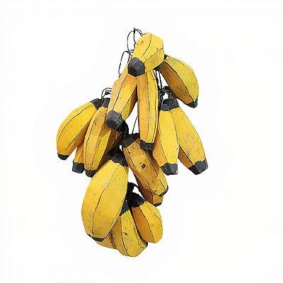 Cacho de Banana P em Madeira - MG