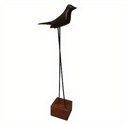 Base com Pássaro P - MG