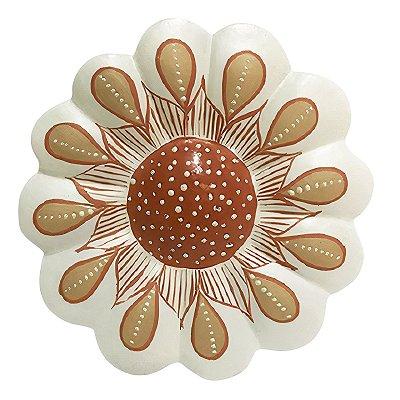 Flor de Parede 14 Cm - Vale do Jequitinhonha - MG