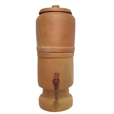 Filtro Rústico 4 L - Vale do Jequitinhonha - MG
