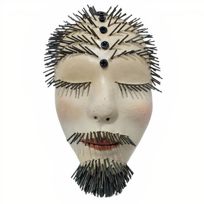 Máscara Masculina Nené Cavalcanti - PB