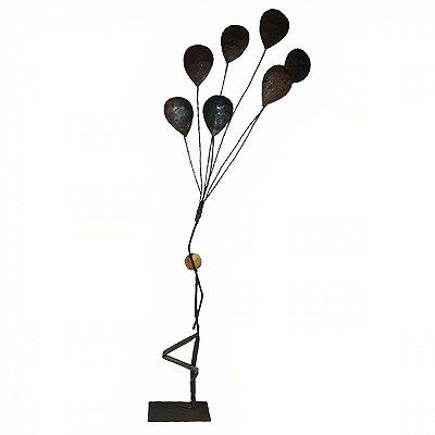 Escultura em Ferro Balões - MG