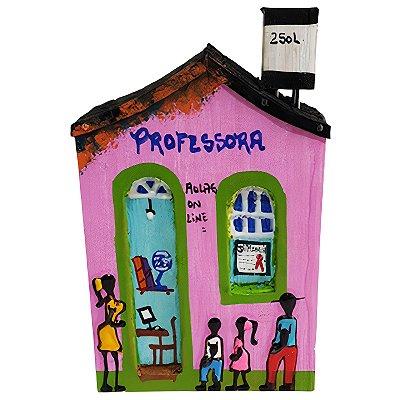 "Casinha de Parede ""Professora"" - Juliano - SP"