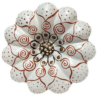Flor de Parede 12 Cm - Vale do Jequitinhonha MG