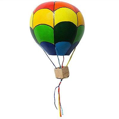 Balão Colorido em Cabaça M1 - SP