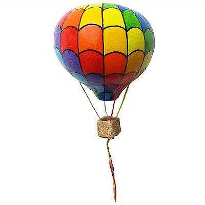 Balão Colorido em Cabaça M - SP