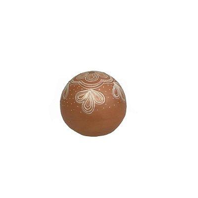Bola Cerâmica Vale Jequitinhonha - MG