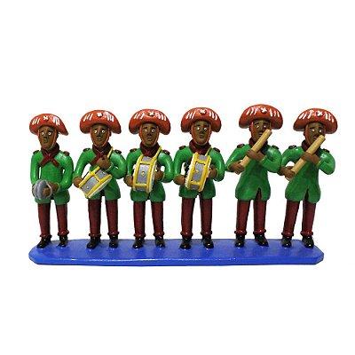 Banda Pífano -Cerâmica - PE