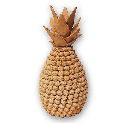 Abacaxi em cerâmica (Mestre Marcos de Nuca) - PE