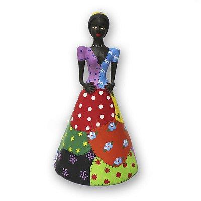 Boneca colorida - MG