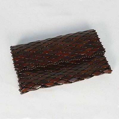 Carteira de Mão Madeira - CE
