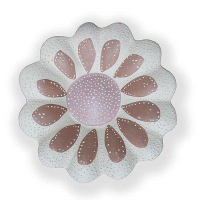 Flor Cerâmica M