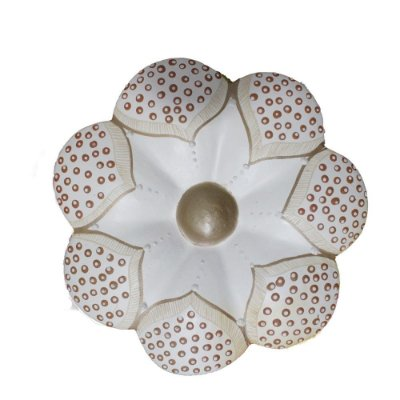 Flor Cerâmica P