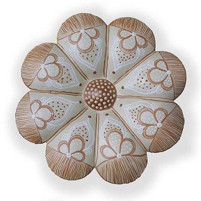Flor Cerâmica G