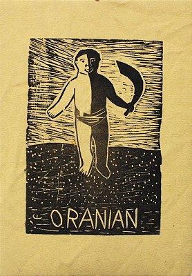 Gravura Oranian - CE