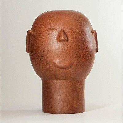 Cabeça em Cerâmica XG