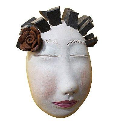 Máscara Feminina Nené Cavalcanti - PB