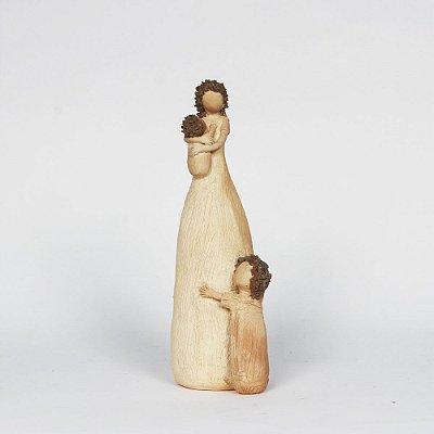 Escultura Mãe João Paulo Motta - MG