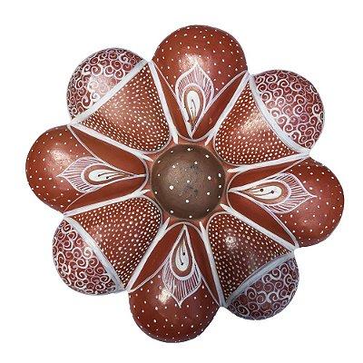 Flor de Parede do Vale do Jequitinhonha - MG